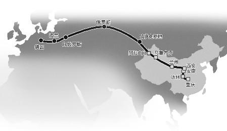 重庆城市线条素材